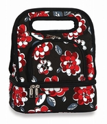 Savoy Lunch Bag  Red Carnation