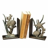 Sea Shell Bookends    FREE SHIPPING