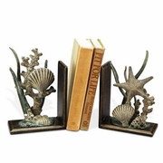 Sea Shell Bookends