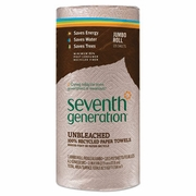 Seventh Generation 2-ply  Paper Towels Individual Wrapped  120sh/rl   30rolls/case   FREE SHIPPING
