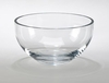 "Simon Collection Lead-Free Optic Crystal  Bowl 7"" Dia"
