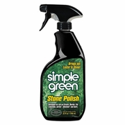 Simple Green®  Streak-Free Stone Polish, Unscented, 32oz Bottle