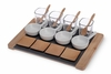 Small Bites, 17 Piece Deluxe Tapas Serving Set