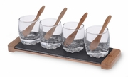 Small Bites 9 Piece Serving Set