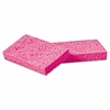 Small Pink Cellulose Sponges (2/pkg)  24/case