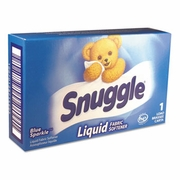 Snuggle® Liquid HE Fabric Softener, Original, Coin Vending Size  100bx/case