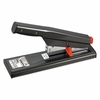 Bostitch Antimicrobial 215-Sheet Extra Heavy-Duty Stapler, 215-Sheet Capacity, Black