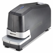 BOSTITCH Impulse 25 Electric Stapler, 25-Sheet Capacity, Black