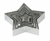 Mrs Anderson's Star Cookie Cutters 5pc Set  Crinkle and Plain Star