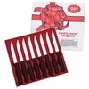 "Chef's Secret® 8pc 8-1/2"" Steak Knife Set"