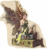 Traveling Steampunk Fairy Figurine