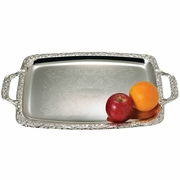 Sterlingcraft  Oblong Nickleplated Serving Tray
