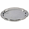 Sterlingcraft™ Small Oval Nickleplated  Serving Tray