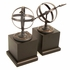 Sundial Bookends