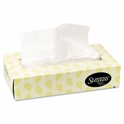 Surpass® Facial Tissue Flat Box  (30/case)