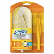 Swiffer® 360° Duster Kit  (Handle and 1 Disposable Duster)