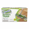 Swiffer® Sweep and Trap System   Floor Sweeper
