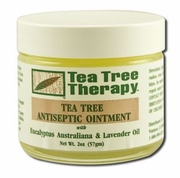 Tea Tree Therapy Body Care Tea Tree Oil Ointment 2 oz