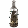 The Original CORK CAGE   Wine Bottle