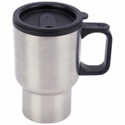 Travel Mug Maxam® 14oz Stainless Steel