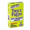 Twice as Fresh  Powder Chlorine Bleach 2oz.  (coin vending)  100/case