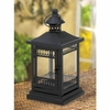 "Victorian Grace Candle Lantern  9-3/4"" h"