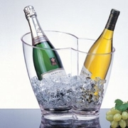 Prodyne Vino-Duo 2 Bottle Chiller