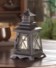 "Watch Tower Candle Lantern  9""h"