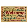 Welcome Mat Multi-Lingual