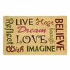 Welcome Mat / Doormat   Word of Wisdom