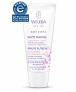 Weleda White Mallow Diaper Rash Cream 1.9 oz.