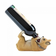 Wine Bottle Holder Chihuahua