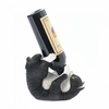 Wine Bottle Holder Playful Cat