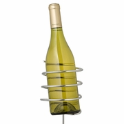 Wine Bottle Outdoor Holder