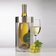 Wine Cooler Acrylic and  Stainless Steel Iceless