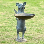 Winged Pig Birdfeeder
