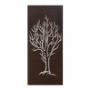 Winter Tree Iron Wall Art