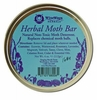Wiseways Herbals Herbal Moth Bars 3 oz Tin