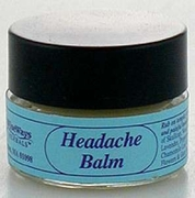 WiseWays HerbalsTemple Tension Balm 1/4oz.