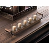 Wooden Tray Candleholder for Votives