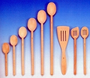 Wooden Utensils, Spoons, Etc.