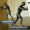 Working Men Cast Iron Bookends