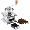 Wyndham House� Stainless Steel Manual Coffee Grinder