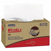 WypAll  L10 Dairy Towels in POP-UP Box  Case