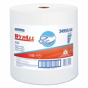 WypAll  X60 HYDROKNIT Wipers Jumbo Roll 12 1/2 x 13 2/5, 1100 Towels/Roll   FREE SHIPPING