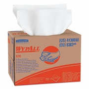 WypAll  X70  Manufactured Rags Pop-Up Box
