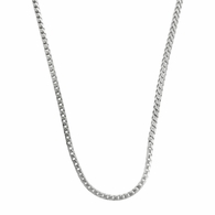 .925 Sterling Silver 1.5MM Franco Chain