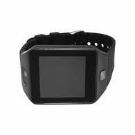All Black Digital Smart Watch