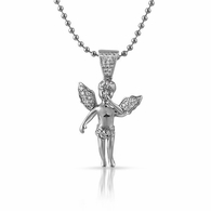 Angel Micro Hip Hop Pendant