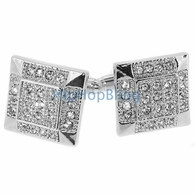 Bling Bling Custom Cuff Links Mens